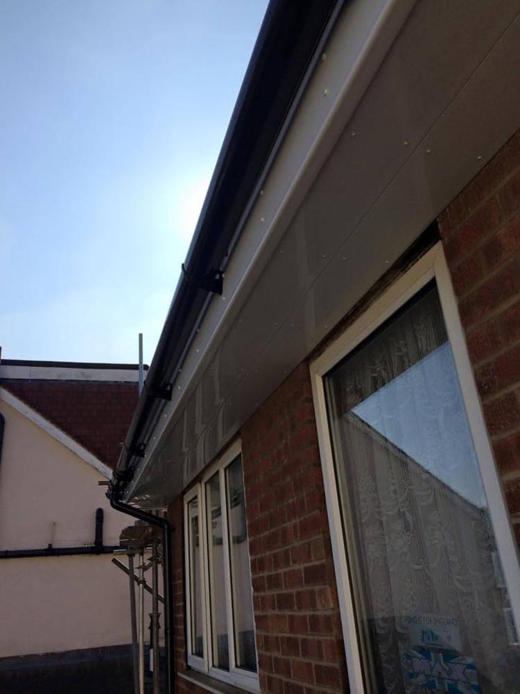 Upvc Guttering Fascia Amp Soffits Roof Rescue Ltd