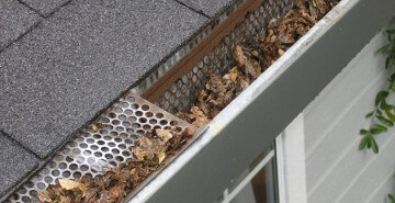 Five reasons to repair your gutter this summer.