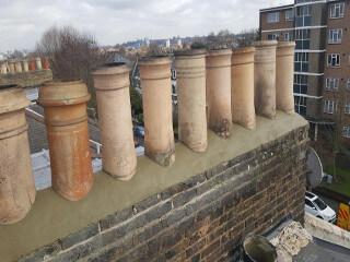 Chimney Stack Repairs (2)